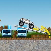 monster truck - free to stress gameskip