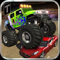 monster truck speed stunts 3d gameskip