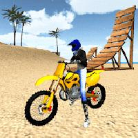 motocross beach jumping 3d gameskip
