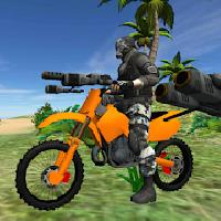 motorbike beach fighter 3d gameskip