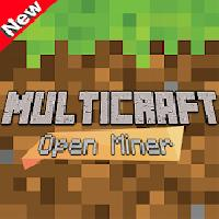 multicraft: open miner gameskip