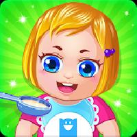 my baby food  cooking game gameskip