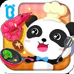 my baby panda chef gameskip