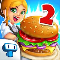 my burger shop 2 gameskip