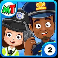 my town : police station gameskip
