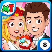 my town : wedding gameskip