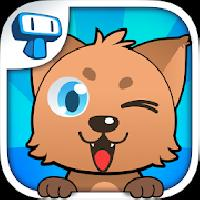 my virtual pet - take care of cute cats and dogs gameskip