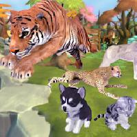 my wild pet: online animal sim gameskip