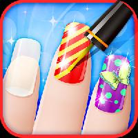 nail makeover: girls games