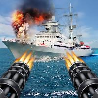navy gunner shoot war 3d gameskip