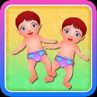 new twins baby care gameskip