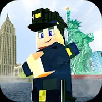 new york city craft: nyc explorer and builder game gameskip