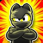 ninja hero cats gameskip