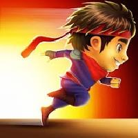 ninja kid run free - fun games gameskip