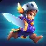 nonstop knight - idle rpg gameskip