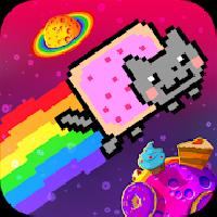nyan cat: the space journey gameskip