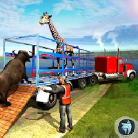 offroad animal transport truck gameskip
