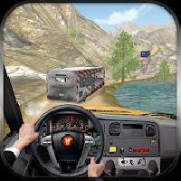 off road tourist bus driving gameskip