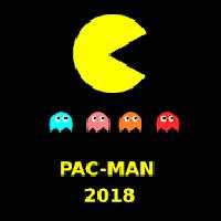 pac-man 2018 gameskip