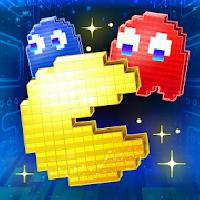pac-man puzzle tour