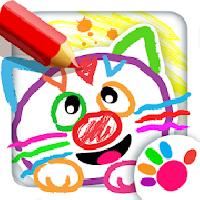 painting games for kids, girls