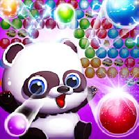 panda bubble pop - bear bubble shooter game gameskip