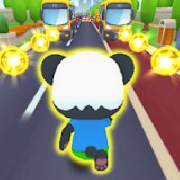 panda panda run gameskip