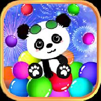 panda rescue heroes pop - new bubble shooter ball gameskip