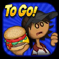 papa's burgeria to go! gameskip