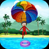 parachute jump : sky dive game gameskip