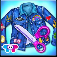 patch it girl! - design diy patches and clothes gameskip