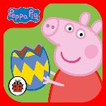 peppa pig book: great egg hunt gameskip