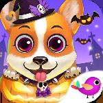 pet salon: halloween gameskip