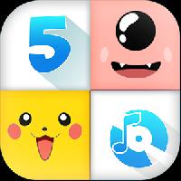 piano tap 5: pikachu tiles gameskip