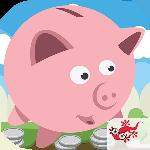 piggy bank  money management gameskip