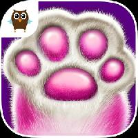 pink dog mimi - my virtual pet gameskip
