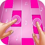 pink piano tiles gameskip