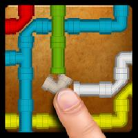 pipeline builder: puzzle game gameskip