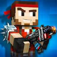 pixel gun 3d: survival shooter and battle royale
