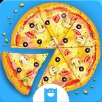 pizza maker kids -cooking game gameskip