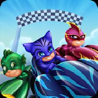 pj hero mask: kart racing rush gameskip