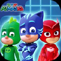 pj masks : hero academy gameskip