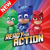 pj masks run and save city gameskip