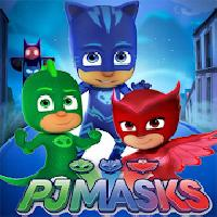 pj masks running for city gameskip