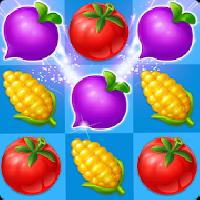 pocket farm - match 3 puzzle gameskip
