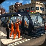 police bus prisoner transport gameskip