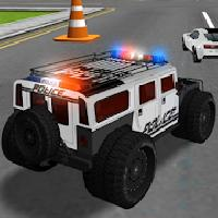 police car driving training gameskip