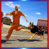 police dog 3d : crime chase gameskip