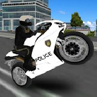 police moto bike simulator 3d gameskip