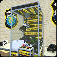 police prize claw machine fun gameskip